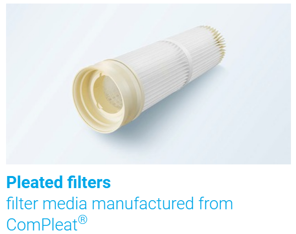 Fleated Filter